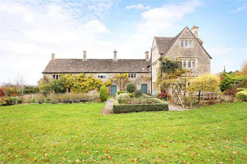 7 Bedrooms Detached House for sale in Welches Farm, Standish, Stonehouse, Gloucestershire, GL10
