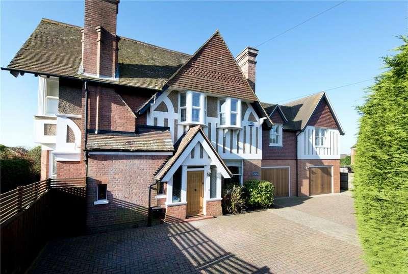 5 Bedrooms Detached House for sale in London Road, Tonbridge, Kent, TN10