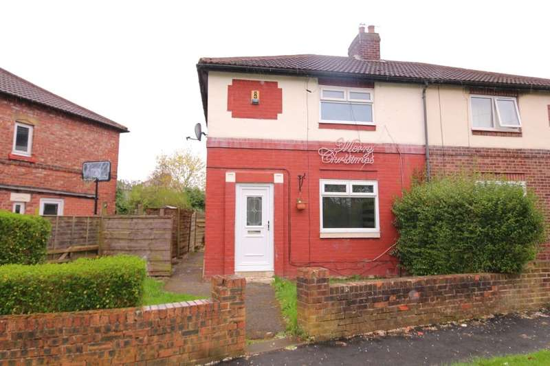 3 Bedrooms Semi Detached House for sale in Dumbarton Road, Stockport, SK5