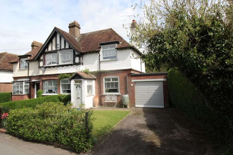 3 Bedrooms Semi Detached House for sale in Stonehall Road, Lydden, Dover, CT15