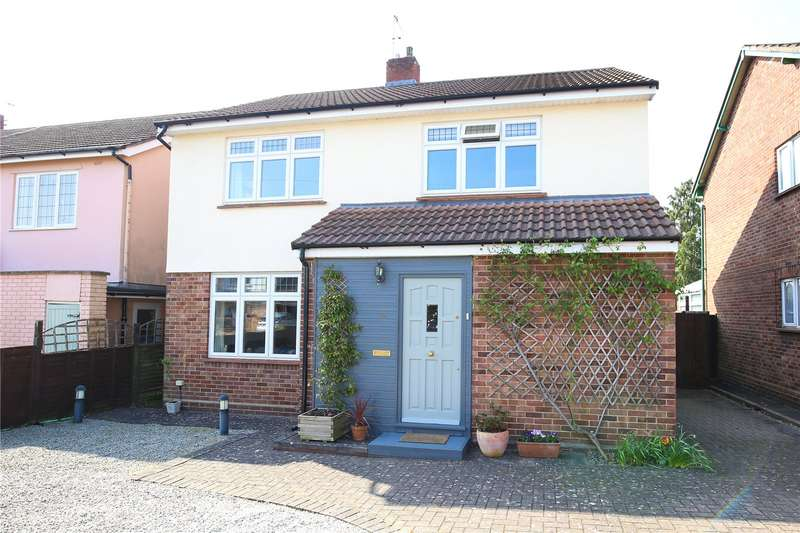 4 Bedrooms Detached House for sale in Coombe Bridge Avenue Stoke Bishop Bristol BS9