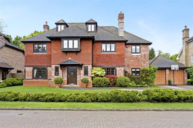 5 Bedrooms Detached House for sale in Ledborough Gate, Beaconsfield, Buckinghamshire, HP9