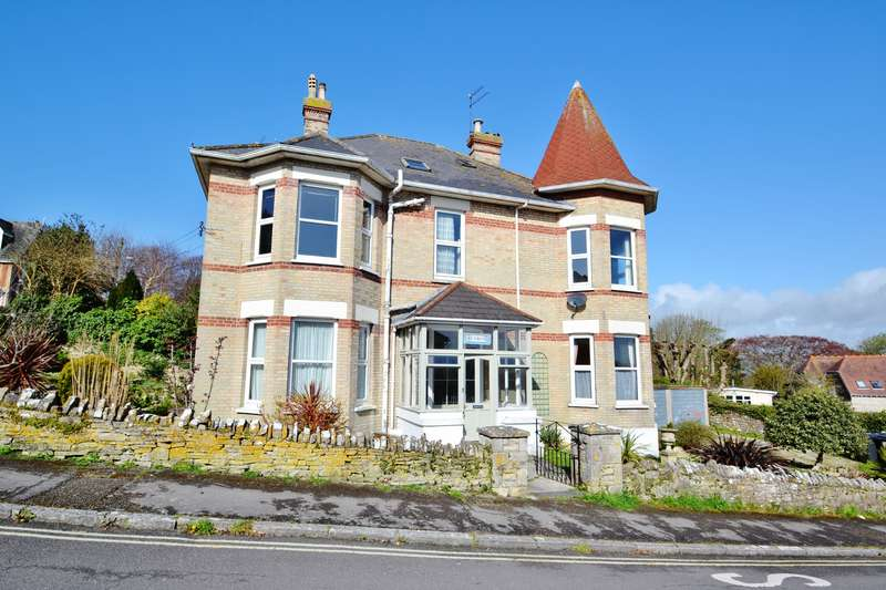 Block Of Apartments Flat for sale in SWANAGE, Dorset