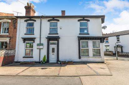 4 Bedrooms End Of Terrace House for sale in Chestnut Walk, Worcester, Worcestershire