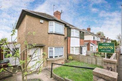 3 Bedrooms Semi Detached House for sale in George Street, Bilston, Wolverhampton, West Midlands