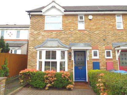 2 Bedrooms End Of Terrace House for sale in Chadwick Avenue, Winchmore Hill, London