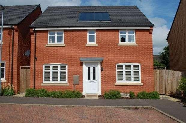 4 Bedrooms Detached House for sale in Prestbury Road, Duston, Northampton NN5 6XP