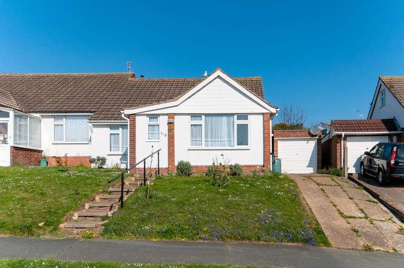 3 Bedrooms Bungalow for sale in Upper Sherwood Road, Seaford, BN25 3EA