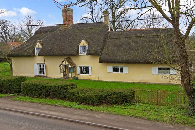 4 Bedrooms Detached House for sale in High Street, Wicken, Ely