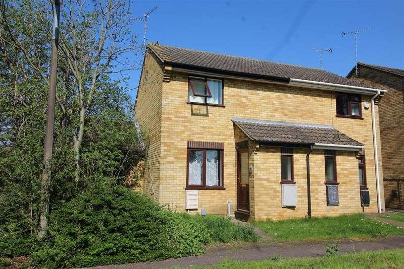 2 Bedrooms Semi Detached House for sale in Swale Avenue, Gunthorpe, Peterborough