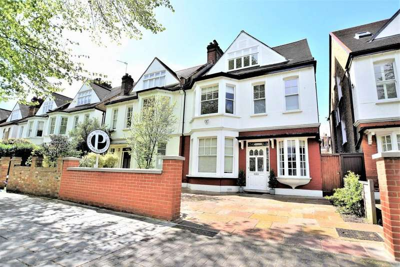 5 Bedrooms Semi Detached House for rent in Broughton House, Dukes Avenue W4 2AA