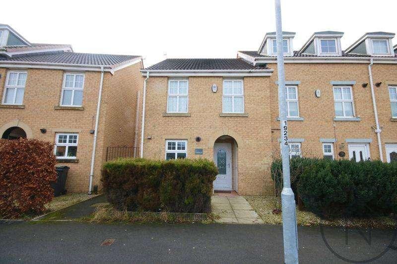 3 Bedrooms End Of Terrace House for sale in Ingleby Moor Crescent, Darlington