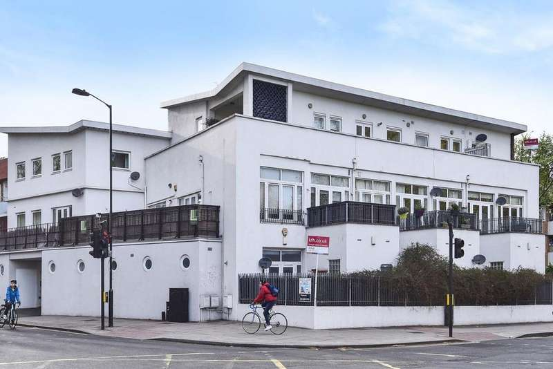 2 Bedrooms Flat for sale in East Dulwich Road, Peckham