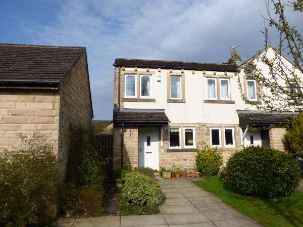 2 Bedrooms Town House for rent in Crofters Mill , Sutton-in-Craven, North Yorkshire BD20
