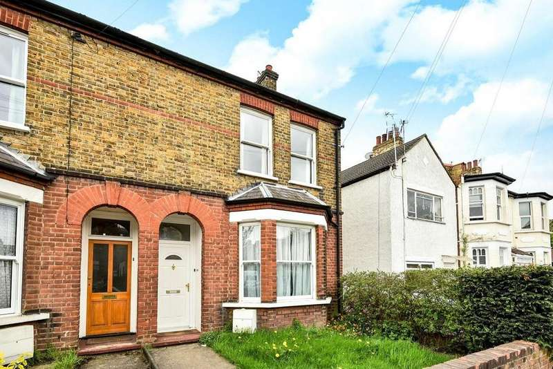 3 Bedrooms End Of Terrace House for sale in Coleridge Road, North Finchley