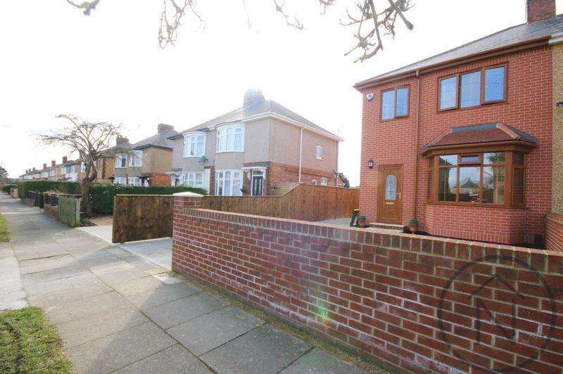 3 Bedrooms Semi Detached House for sale in Lynton Gardens, Darlington