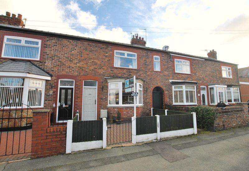 2 Bedrooms Terraced House for sale in Poachers Lane, Latchford, WA4 1TP