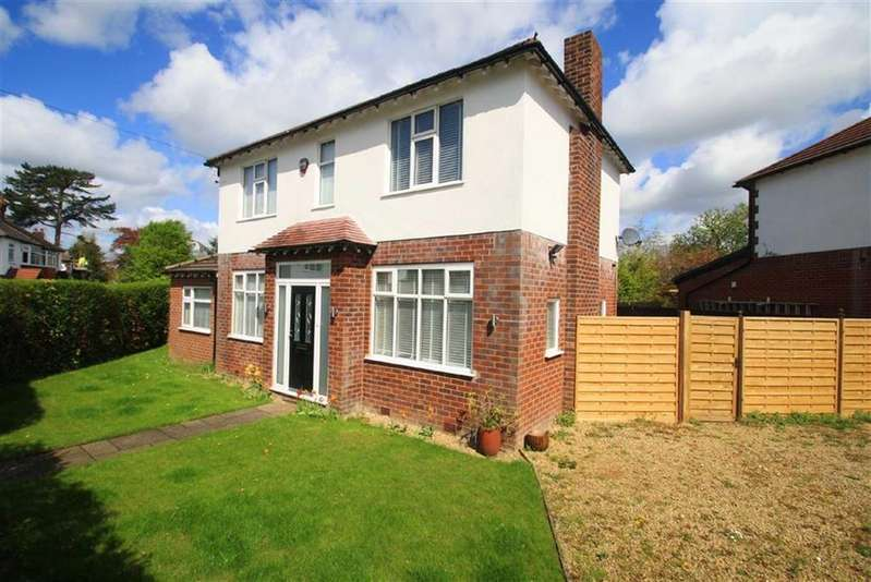 3 Bedrooms Detached House for sale in Ravenswood Road, Wilmslow