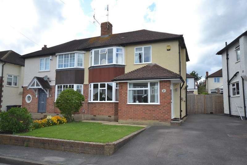 3 Bedrooms Semi Detached House for sale in Caversham