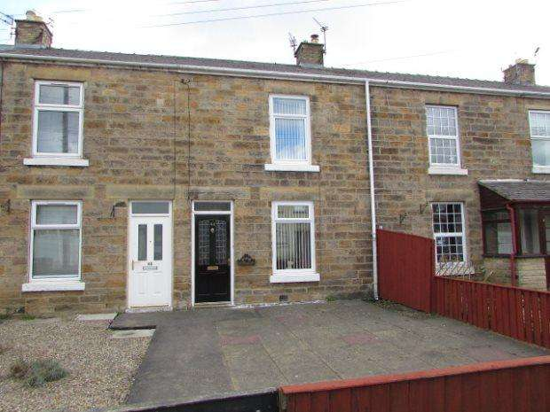 2 Bedrooms Terraced House for sale in FRONT STREET, SPENNYMOOR, SPENNYMOOR DISTRICT