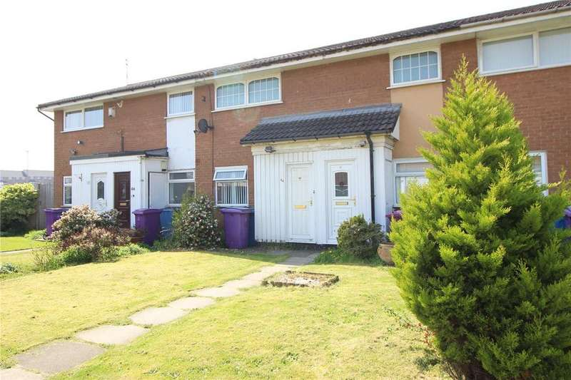 2 Bedrooms Apartment Flat for sale in Glan Aber Park, Liverpool, Merseyside, L12