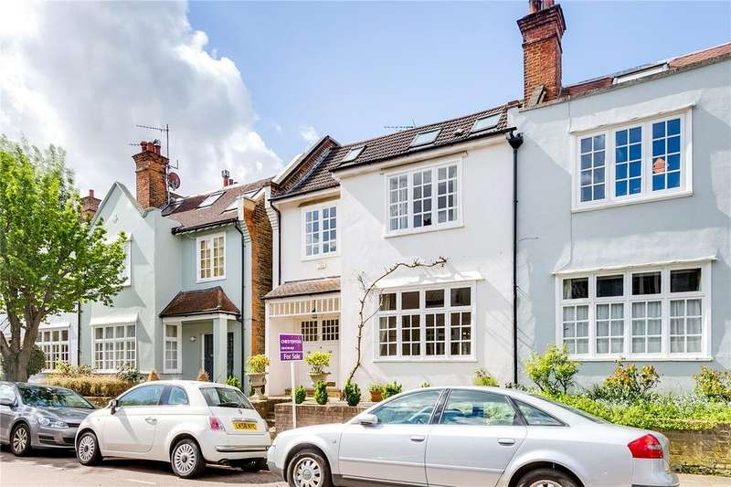 5 Bedrooms Semi Detached House for sale in Clavering Avenue, Barnes, London