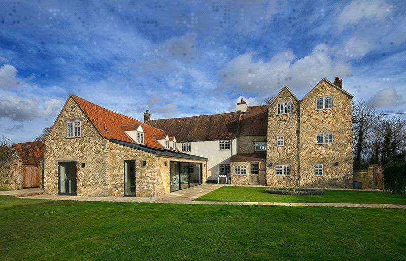 6 Bedrooms Detached House for sale in Church Lane, Dry Sandford, Abingdon, Oxfordshire