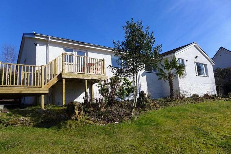 5 Bedrooms Detached Bungalow for sale in 27 Kilmory Road, Lochgilphead, PA31 8SZ