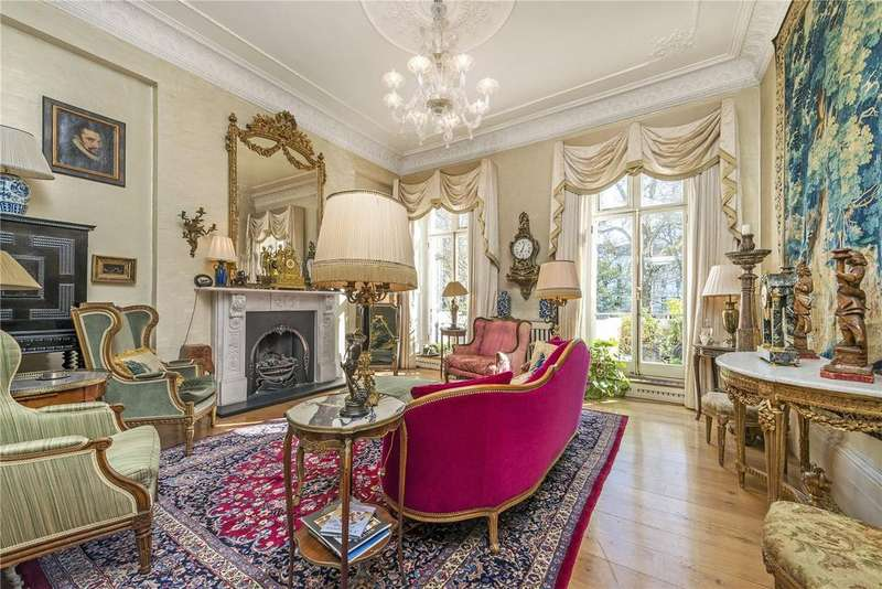 6 Bedrooms Terraced House for sale in St. Georges Square, London, SW1V