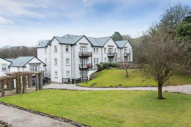 2 Bedrooms Apartment Flat for sale in 20 Hazelwood Hall, Hollins Lane, Silverdale, Carnforth LA5 0UD