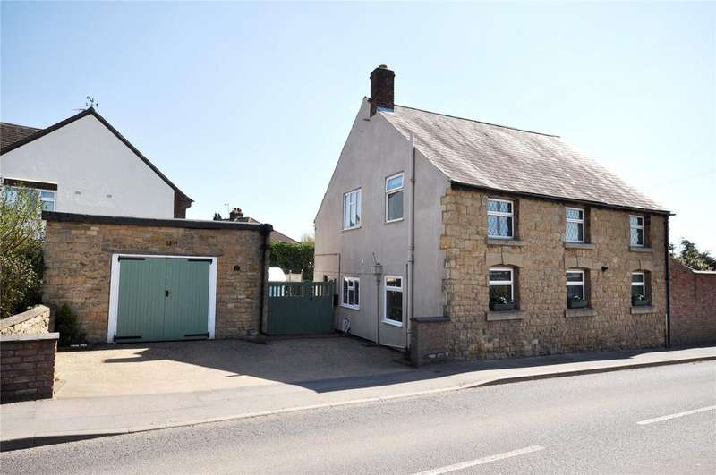 4 Bedrooms Detached House for sale in Dalby Road, Melton Mowbray, Leicestershire