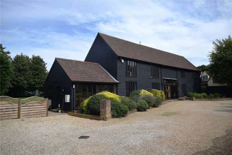 6 Bedrooms Detached House for sale in Stansted Mountfitchet