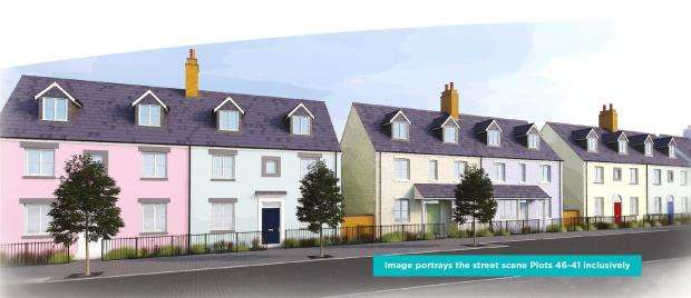 4 Bedrooms Semi Detached House for sale in Stret Uther Penndragon, Quintrell Road, Newquay, Cornwall