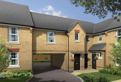 House for sale in Plot 85, Gilbert Cross, Moss Lane, Sandbach