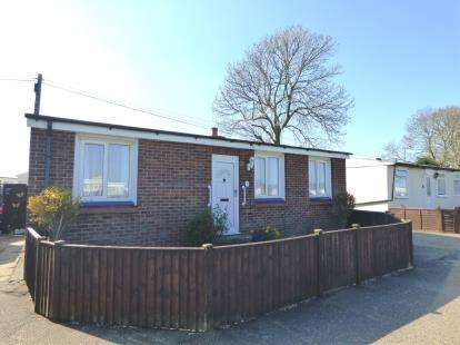 2 Bedrooms Bungalow for sale in Kingsfield Chalet Estate, Chapel St. Leonards, Skegness, Lincolnshire