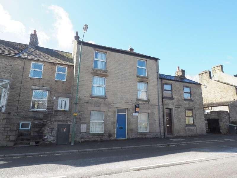 6 Bedrooms Terraced House for sale in Market Street, Chapel-en-le-Frith, High Peak, Derbyshire, SK23 0NT