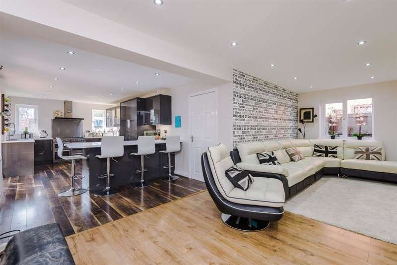 4 Bedrooms Detached House for sale in Herevale Grange, Worsley, Manchester, M28 1ZA