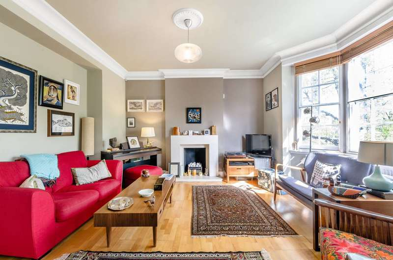 2 Bedrooms Flat for sale in Elsworthy Road, Primrose Hill, NW3