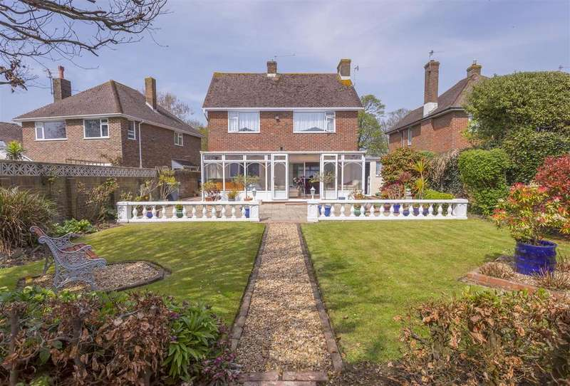 3 Bedrooms Detached House for sale in Glebe Close, Southwick, Brighton