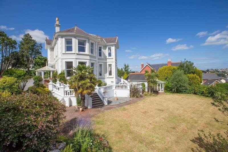 5 Bedrooms Detached House for sale in Burridge Road, Torquay, TQ2