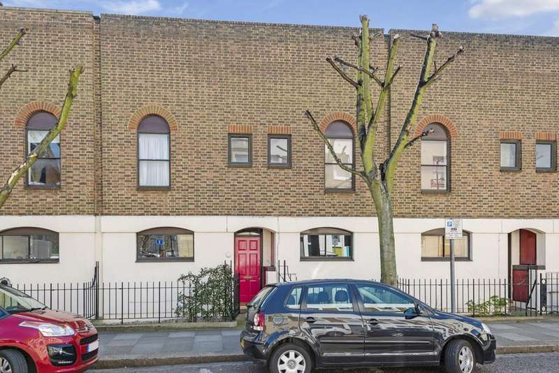 3 Bedrooms Terraced House for sale in Castle Road, Camden, London, NW1