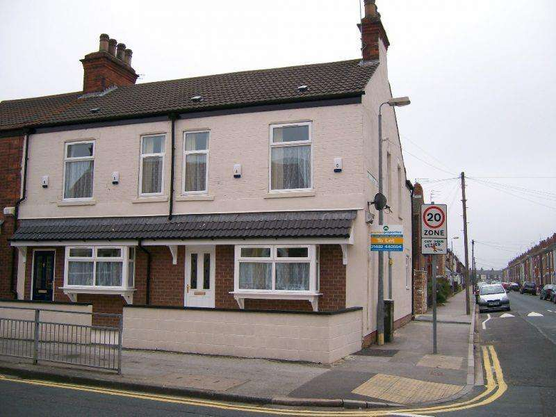 4 Bedrooms End Of Terrace House for sale in New Bridge Road, Hull