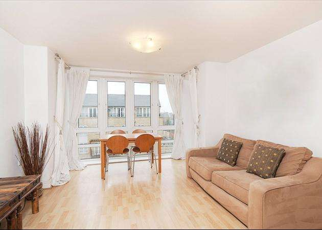 2 Bedrooms Flat for sale in St Davids Square, London E14