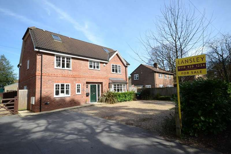 6 Bedrooms Detached House for sale in Hollybush Lane, Burghfield Common