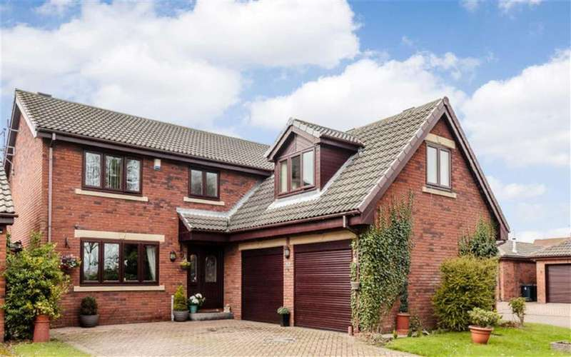 4 Bedrooms Detached House for sale in The Fairways, Dipe Lane, East Boldon