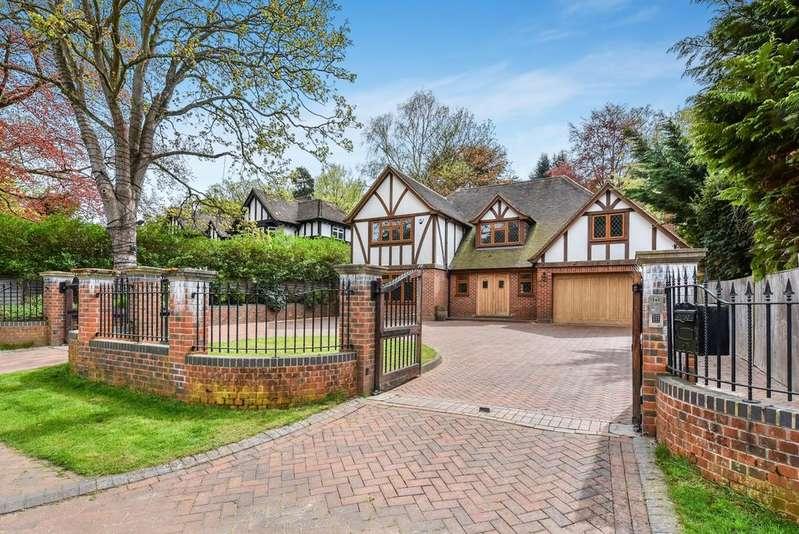 5 Bedrooms Detached House for sale in Camden Park Road Chislehurst BR7