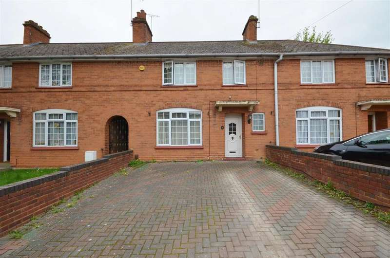 3 Bedrooms Terraced House for sale in Garden Road, Dunstable