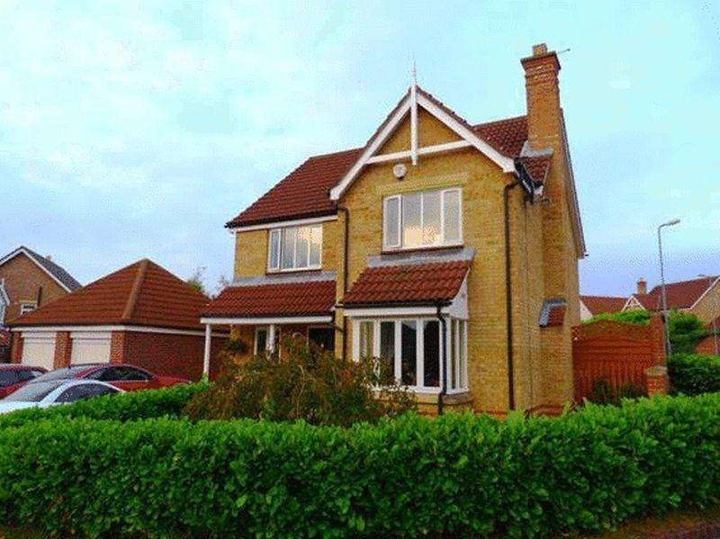 4 Bedrooms Detached House for rent in Fearnhead, Middlesbrough
