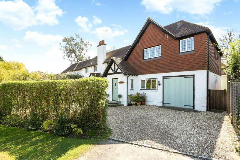4 Bedrooms Unique Property for sale in Priory Road, Sunningdale, Ascot, Berkshire, SL5