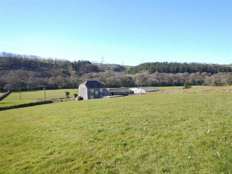 3 Bedrooms Detached House for sale in Avonwick, Devon, TQ10